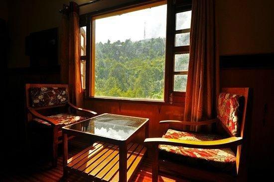 Hilltone Resorts & Spa: Room View