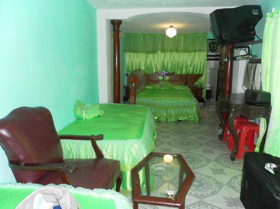 Casa de Ana Marti Vazquez: The Main Bedroom