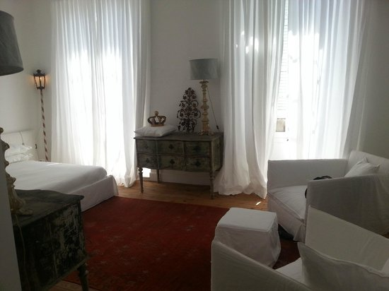 Hotel Particulier : Chambre