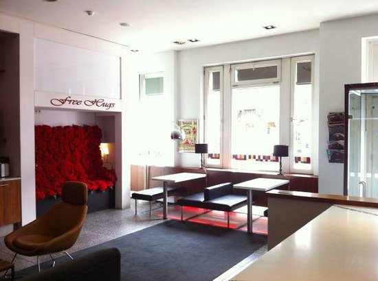 Hampshire Designhotel - Maastricht: lounge
