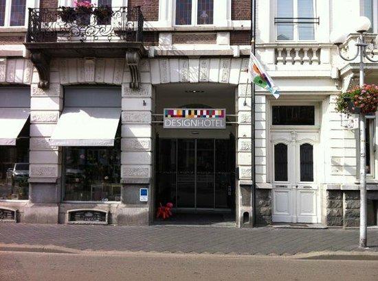 Hampshire Designhotel - Maastricht : hotel entrance
