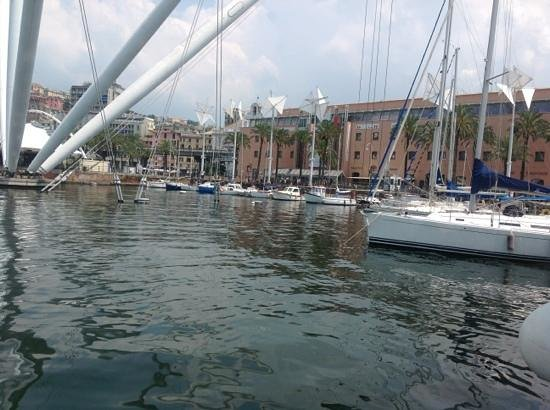 Melia Genova: Genoa Port