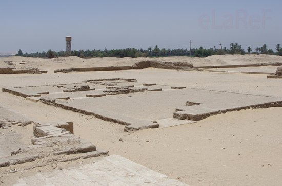 Tell el-Amarna: General View - el Amarna