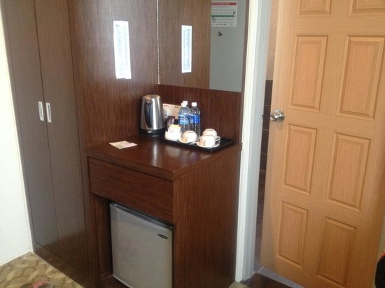 Seemsoon Hotel: Basic amenities