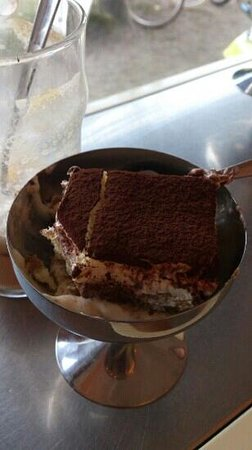 Skanor, Suède : Tiramisu!!! the real Italian recipe