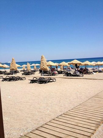 La Marquise Luxury Resort Complex: Beach