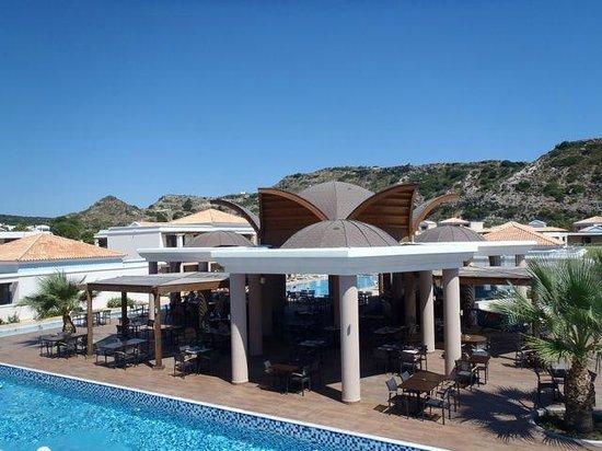 La Marquise Luxury Resort Complex: View