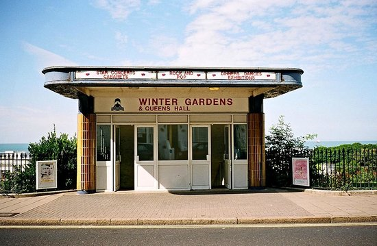 ‪The Winter Gardens‬