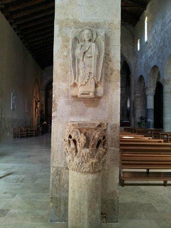 Duomo Santa Maria Assunta e San Berardo: Particolari d'epoca