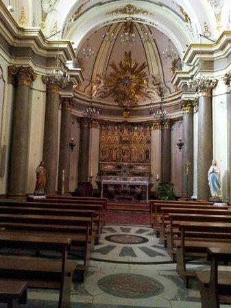 Duomo Santa Maria Assunta e San Berardo: Opere barocche