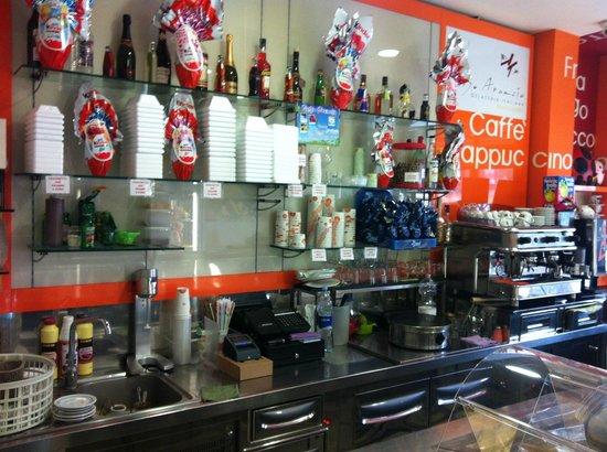 Bar Gelateria Rosso Arancio