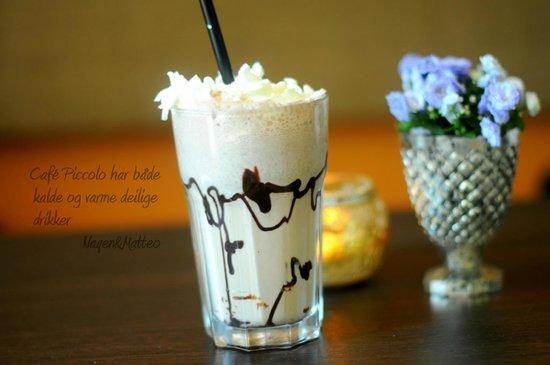 Cafe Piccolo: Frappuccino