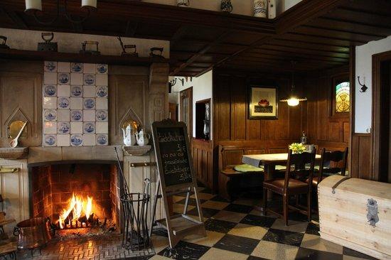 Landhotel Zur Gronenburg : Herfeuer