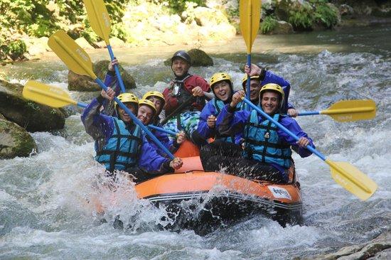 Lao Pollino Centro Canoa & Rafting