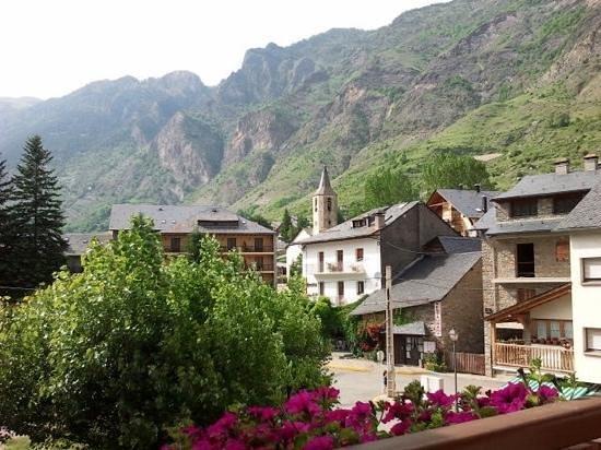 Hotel Els Encantats: View from my room