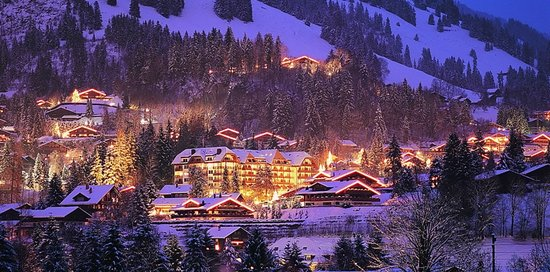 Park Gstaad: Grand Hotel Park, Gstaad Winter 4