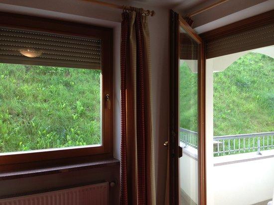 Hotel Kircherhof: Vista dalla camera