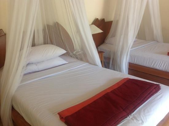 Parigata Villas Resort: villa ndaru