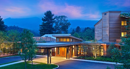 Topnotch Resort, Hotels in Stowe