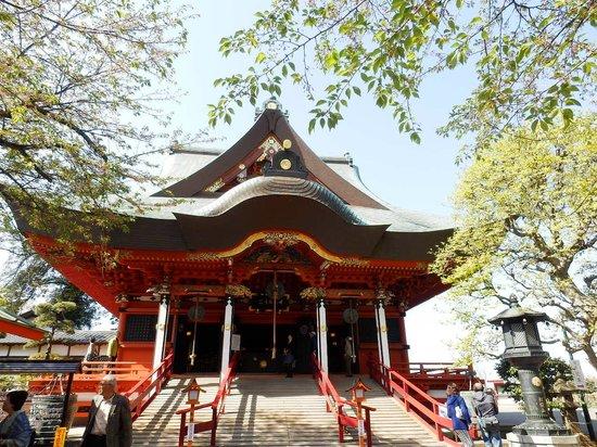 Koryu-zan Tokaiji Temple