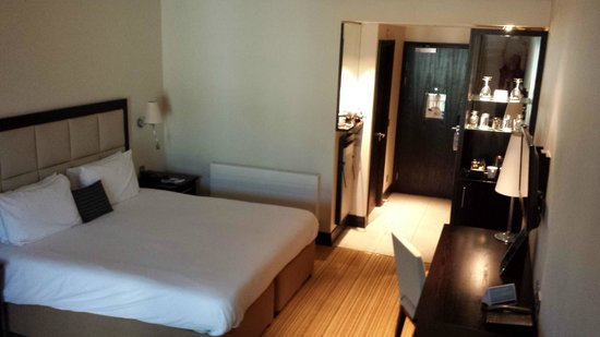 The Nottingham Belfry - A QHotel: Room Layout