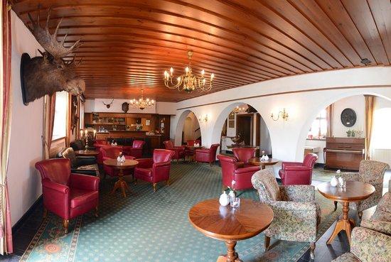Churfürstliche Waldschänke Moritzburg: Lobby