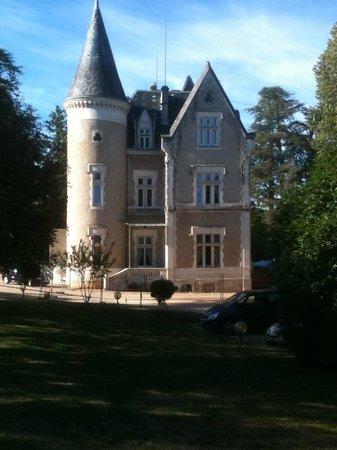 Chateau des Reynats: Avant La Verrière