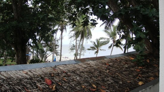 Severin Sea Lodge: View from the room on one side