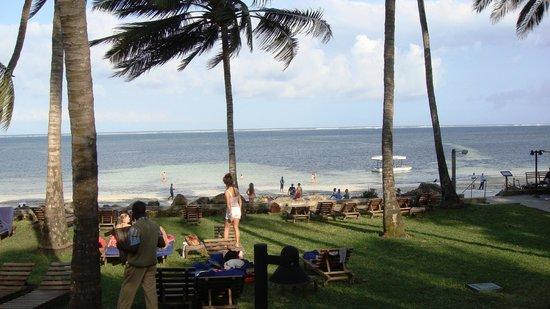 Severin Sea Lodge: Area for soaking in the sun