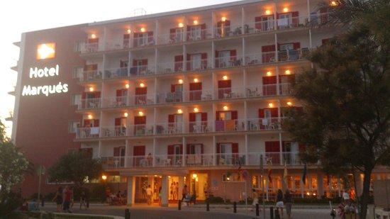 Universal Hotel Marques : fachada hotel marques
