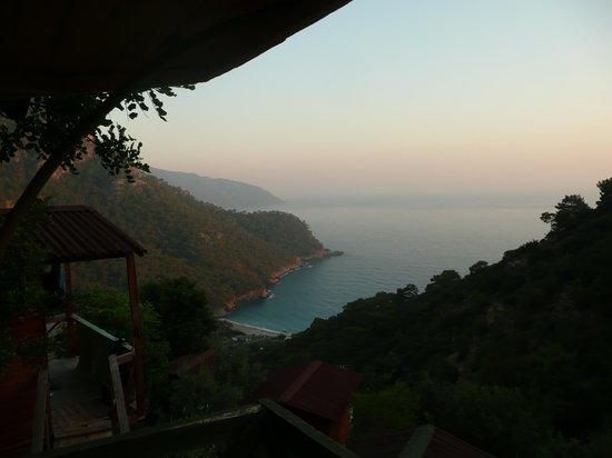 Fullmoon Camp: Sunset