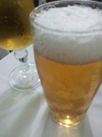 Restaurante Cervejaria Pinoquio : Caneca (lol)