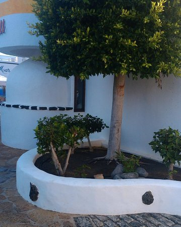 Hotel THe Volcan Lanzarote: Звмечательно