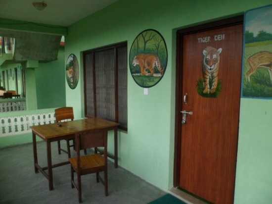 Hotel Rhino Land: room
