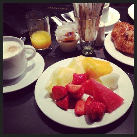 Hotel Pulitzer: Завтрак