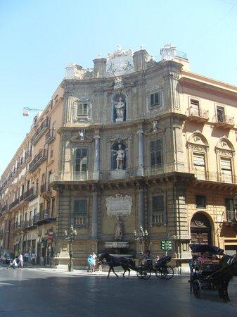 Hotel Cortese : Исторический центр