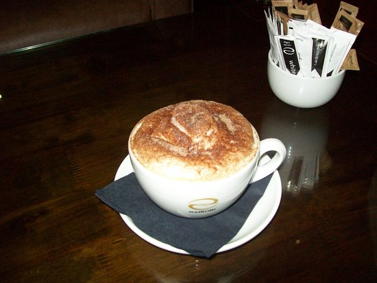 The County: A COUNTY CAPPACCINO