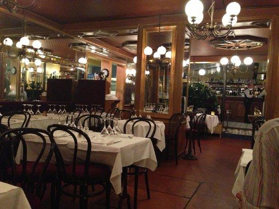 Le Bistrot de Paris : Love our dinner !!