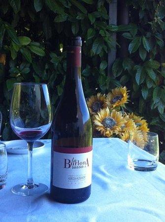 Novafeltria, Italien: vino DOC