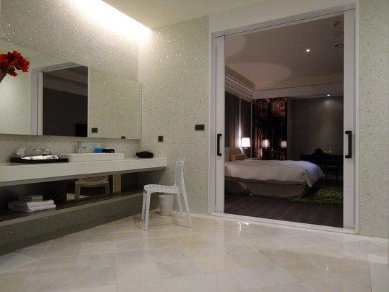 Mirage Hotel : 浴室衛生間