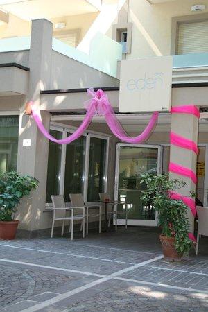 Hotel Eden: Notte Rosa