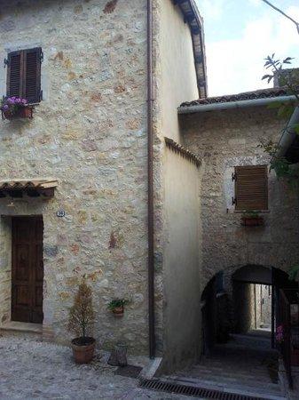 Agriturismo Roccagelli : Borgo