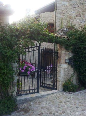 Agriturismo Roccagelli : Entrata