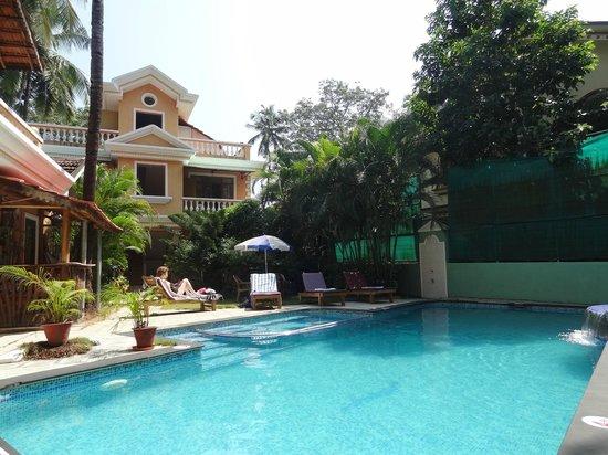 Sandray Resort : Sun, shade and relaxation