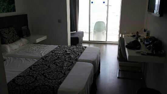 Nautico Ebeso Hotel : Rooms