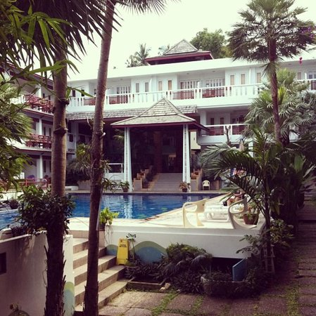 Koh Tao Montra Resort & Spa: On the grounds