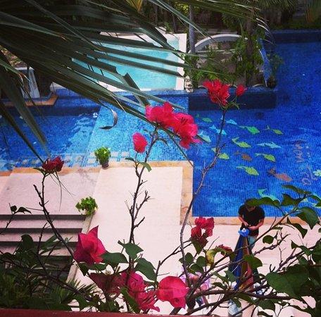 Koh Tao Montra Resort & Spa: Morning view