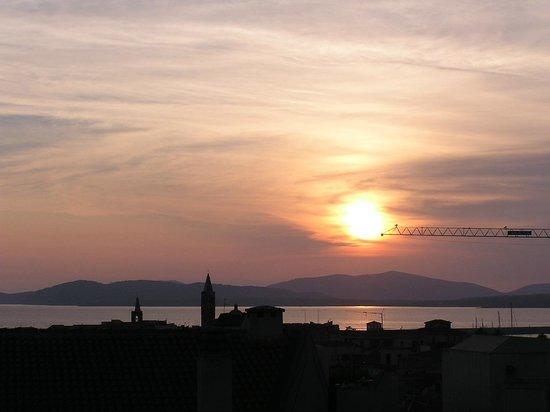 Vista dalla terrazza del B&B - Picture of Alghero Gutierrez Bed and ...