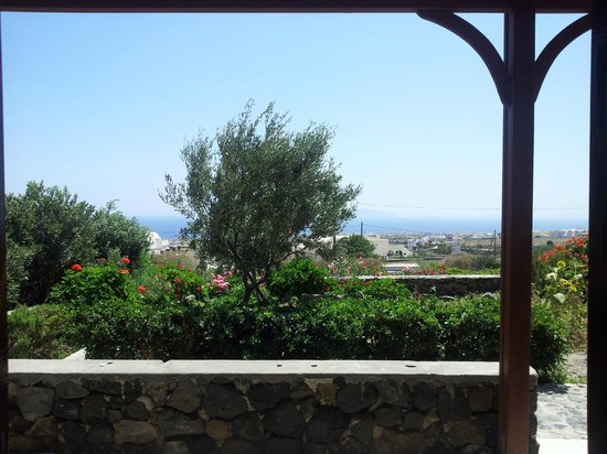 Anessis Apartments : View from room