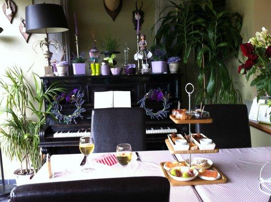 Manoir Ormille Bed and Breakfast: Orangerie